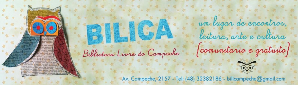 Bilica – Biblioteca Livre do Campeche