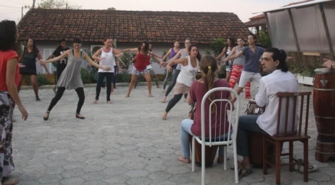Fotos oficina de danças brasileiras