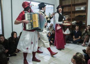Trio Arroz de festa Foto: Vanessa Soares